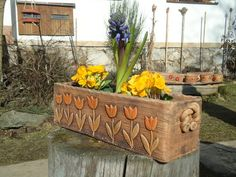 garden pot
