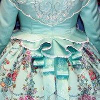 Galería de Fotos ★ Pinazo y Burlay ® Good Morning Cards, Old School Fashion, European Dress, Ballet Costumes, Edwardian Era, Victorian Gothic, Dress To Impress, Blazer, Formal Dresses