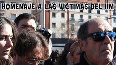 HOMENAJE A LAS VICTIMAS DEL 11M