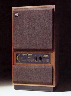Audiophile Speakers, Stereo Amplifier, Hifi Audio, Stereo Speakers, Old Technology, Vintage Music, Marshall Speaker, Loudspeaker, Audio Equipment
