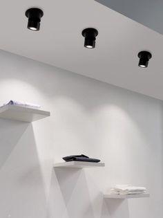 ทำให้ฝ้าเพดานมีลูกเล่นที่มากยิ่งขึ้น ดูแปลกตาและลดข้อจำกัดของพื้นที่ใต้ฝ้าลงได้