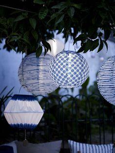 Lampes en forme de globe ultra originales