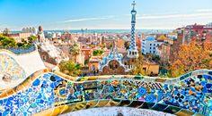 Barcelona uma cidade para se apaixonar - Bilhete de Viagem