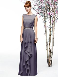 Lela Rose Style LR202 Stormy http://www.dessy.com/dresses/bridesmaid/lr202/#.VQ32VPnF98E