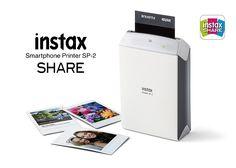 Fujifilm launches instax SHARE Smartphone Printer SP-2 - Price Features #Drones #Gadgets #Gizmos #PowerBanks #Smartpens #Smartwatches #VR #Wearables @MyGadgetsEden  #MyGadgetsEden