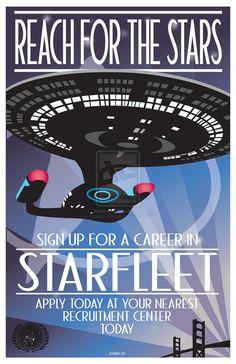 Star-Trek-TNG by CuddleswithCats on DeviantArt #startrek #LLAP #kurttasche