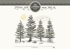 4 Pines.