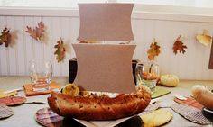 Moore Minutes: Turkey Dinner Mayflower Bread Boats and more Thanksgiving Ideas for KIDS. . . . . Just cut an oval shape out of your choice of bread and add turkey, dressing, or mashed potatoes, veggies, cranberries. You could even add cold cuts and sandwich fixings.  Cut sails from cereal boxes or lunch bags or grocery sacks and attach to a skewer.  Couldn't be easier and so fun.