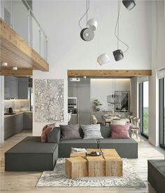 Home Designs Living Room Brilliant 23 Modern Japanese Interior Style Ideas  Japanese Interior Decorating Design