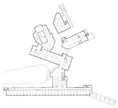 paimio sanatorium plan - Alvar Aalto