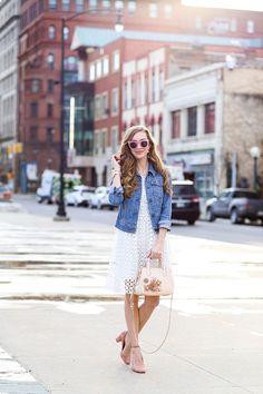Ladylike LC Lauren Conrad appliqués via Enchanting Elegance