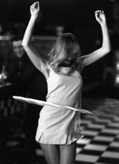 hula hoop ..... Ten mins after work every day ...