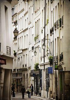 Saint Victor Quarter, rue de Bièvre, Paris V.