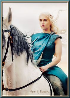 dress top character Daenerys (Emilia Clarke)