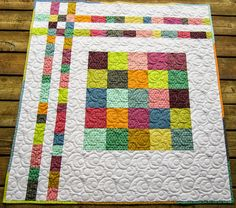 Sue Daurio's Quilting Adventures: 2014 Quilts - another version using Moda pattern
