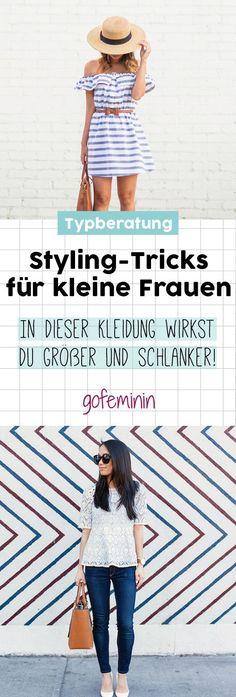 Die besten Styling-Tipps für kleine Frauen