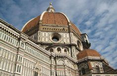 Duomo, Florence, Italy (from The 11 Top European Landmarks photo gallery) #travel