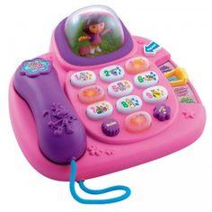 Dora the Explorer Dial & Learn Phone