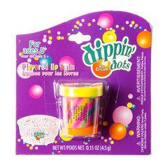 Dippin' Dots Ice Cream Flavored Lip Balm | Claire's