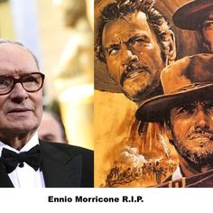 Ennio Morricone died today, July 6th 2020. I have loved his music all my life. This is an interview I did, on Ireland's The Arts Show, with Mike Murphy, about the music of Morricone. We also discuss U2's album passengers, among others. The Joe, July 6th, Social Club, Love Him, Jackson, My Life, Interview, Album, Celebrities