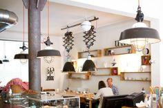 Klippkroog, local de comidas en Hamburgo con un enfoque sostenible