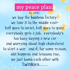 Give Twinkies a chance   Varda Livney   Ops & Blogs   The Times of Israel