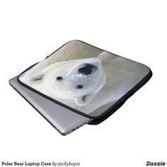 Polar Bear Laptop Case Computer Sleeves