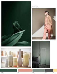 Color Mood - Eclectic Trends
