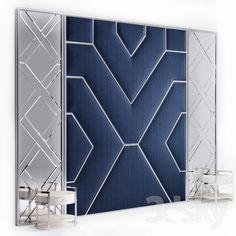 ideas for bedroom bed wall design floors Modern Luxury Bedroom, Master Bedroom Interior, Luxury Bedroom Design, Bedroom Bed Design, Bedroom Furniture Design, Bed Furniture, Luxurious Bedrooms, Bedroom Decor, Wall Decor