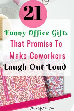 Awesomely Funny Office Gifts That Promise To Make Coworkers Laugh