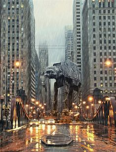 Imperial Walker in Chicago