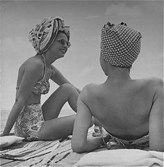 hollyhocksandtulips:  Key West, Florida, 1943