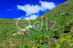Qdiz Stock Photos Village and Building in Mountains