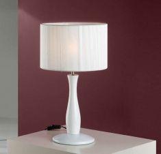 Lampade da tavolo : collezione LIN bianco