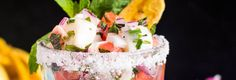 Mojito {Inspired} Cuban Ceviche | No Spoon Necessary