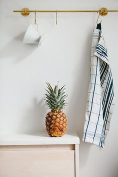 Health benefits of a Pineapple; packed with vitamins and minerals, prevents coughs and colds, strengthens bones, keeps gums healthy, lower risk of macular degeneration,  alleviates arthritis, and improves digestion.
