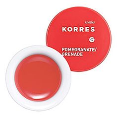Korres - Lip Butter  #sephora LOVE this gloss, not sticky, sheer color, jasmine is the perfect pink nude :)