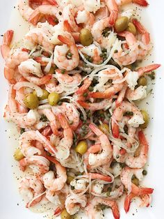 Marinated Shrimp – The Good Cooker