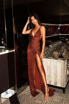 Sexy Sequin Sparkly Red Split Mermaid Prom Dresses, Fashion Style, Spaghetti Straps Prom Dress inch ( height is from your top head to your Straps Prom Dresses, Mermaid Prom Dresses, Dance Dresses, Uk Prom Dresses, Ball Dresses Perth, Split Prom Dresses, Classy Prom Dresses, Sparkly Dresses, Backless Prom Dresses