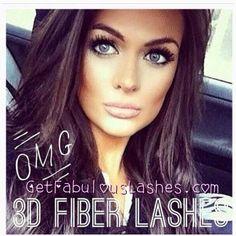 Younique 3D fiber lash mascara. www.getfabulouslashes.com