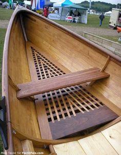 Wood Boats (Canoe)  YachtPals.com
