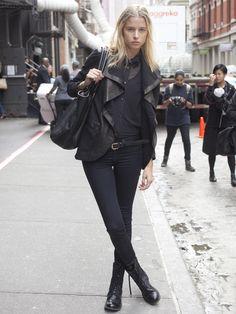 model street style - nyc