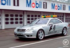 2000 Mercedes-Benz CL55 AMG F1 Safety Car