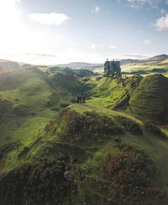 Superb Landscape & Nature Photography — Fairy Glen, Scotland - by Timothy Jones Oh The Places You'll Go, Places To Travel, Places To Visit, Travel Destinations, Scenic Photography, Nature Photography, Fairy Glen, Scotland Castles, Scotland Travel