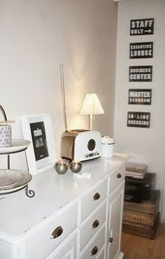 <3 Dresser As Nightstand, Kitchen, Table, Blog, Furniture, Home Decor, Cooking, Homemade Home Decor, Home Kitchens