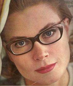 """""""I get so bored talking and reading about my own life. I've never liked any article ever written about me, anywhere - no offense intended. To be quoted is so final!"""" ~ HSH Princess Grace of Monaco Look Magazine - February 12, 1963"""