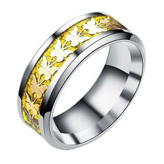 Unisex Bohemian Vintage Gold Silver Stack Butterfly Rings