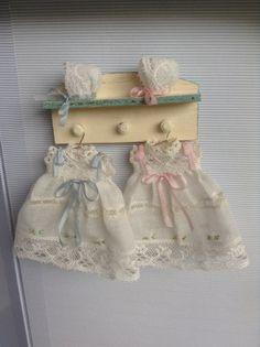 1:12 scale miniature clothes, Dollhouse nursery clothes, 1/12 scale miniatures clothes dollhouse accesories