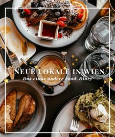 Restaurant Bar, Bon Appetit, Vienna Food, Brunch, Lokal, Food Diary, Restaurants, Travel Guides, Traveling