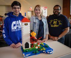 2014 Create a Masterpiece – Intercollegiate Lego® Competition – University of Michigan-Flint